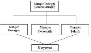 Organisasi Bentuk Fungsional