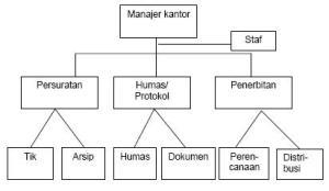 Organisasi Garis dan Staff